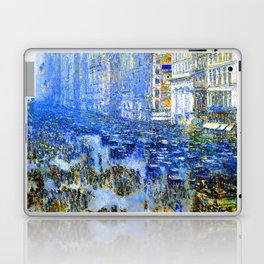 Childe Hassam Fifth Avenue New York Laptop & iPad Skin