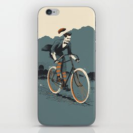 Chapeau! iPhone Skin