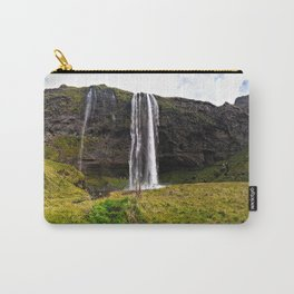 Seljalandsfoss Waterfall in Southern Iceland (2) Carry-All Pouch