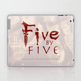 Faith the Vampire Sayer Laptop & iPad Skin