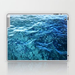 The Ocean's Surface Laptop & iPad Skin