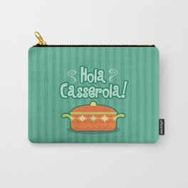 Hola Casserola! Spanglish illustration Carry-All Pouch