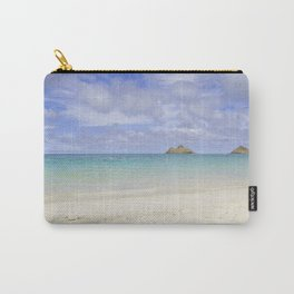 Lanikai Beach Carry-All Pouch