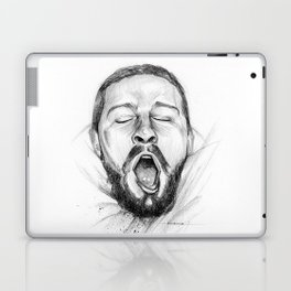 Yawn of Shia Laptop & iPad Skin