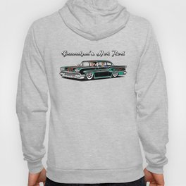 Grandpa's Hot Rod Hoody