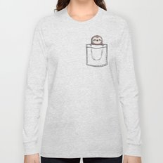 My Sleepy Pet Long Sleeve T-shirt