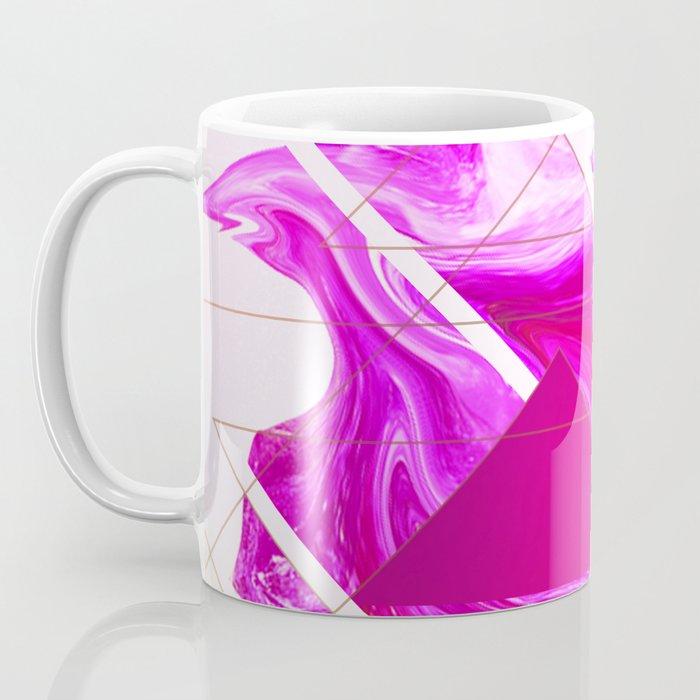Abstract Conceptual 50th Tribute Coffee Mug