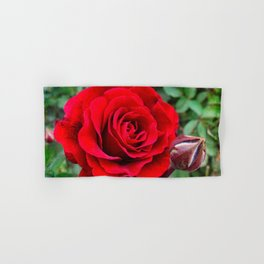 Rose revolution Hand & Bath Towel