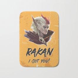 RAKAN - I Got You Bath Mat