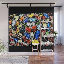 Butterflies Wall Mural