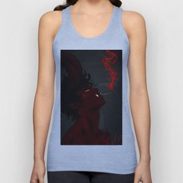 Demon Unisex Tank Top
