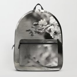 Flower Bouquet Tintype Backpack