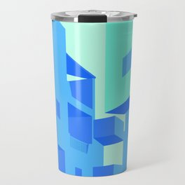 [INDEPENDENT] VACATION VILLAGE - ELIE AZAGURY Travel Mug