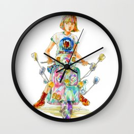 We are the Mods! Wall Clock
