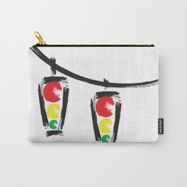 traffic lights Carry-All Pouch