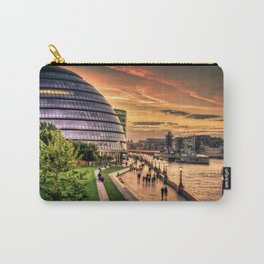 F O S T E R | architect | London City Hall Carry-All Pouch