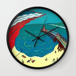 Red Arrows, Bournemouth Wall Clock