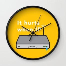 It Hurts When IP Wall Clock