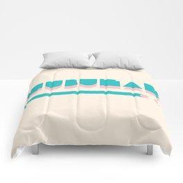 80s Tubular Comforters