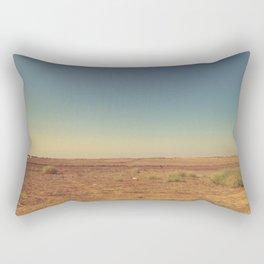 Desert silence Rectangular Pillow