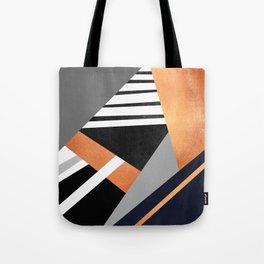Geometric Combination V2 Tote Bag
