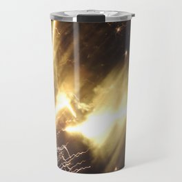 Firework- 2 Travel Mug