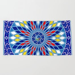 Dream Keepers Beach Towel