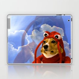 Lobster Corgi Laptop & iPad Skin