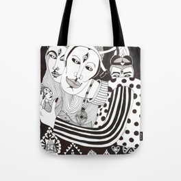The Tricksters Tote Bag