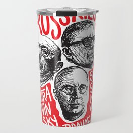 Russkies-Russian composers Travel Mug