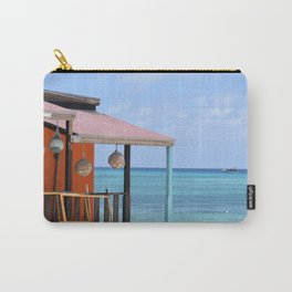 Grand Turk Bungalow Carry-All Pouch
