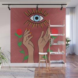 Mal De Ojo | EVIL EYE Wall Mural