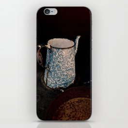 Coffee Pot, Haunted Stove- Hell's gate, B.C. iPhone Skin