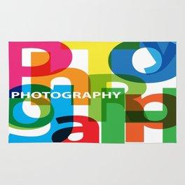 Creative Title : Photography Rug