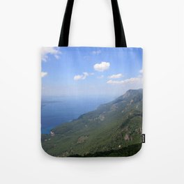 Climb Every Mountain With Wanderlust Tote Bag