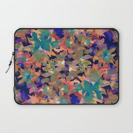 Excluded Floral Laptop Sleeve