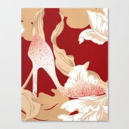 Stiletto #2 Canvas Print