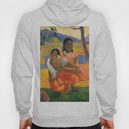 Affordable Art $300,000,000 When Will You Marry by Paul Gauguin Hoody
