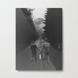 I'll Give You The Moon Metal Print