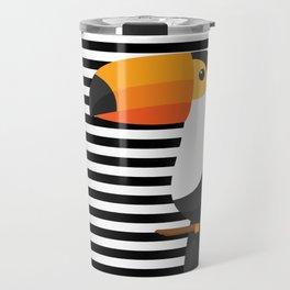TOUCAN tropical toucans Travel Mug