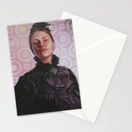 Victorian Portrait Stationery Cards