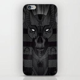 Anubis iPhone Skin