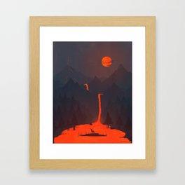 january 6 Framed Art Print