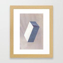 Stasis IV Framed Art Print