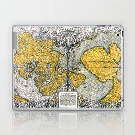 World Map 1531 Laptop & iPad Skin