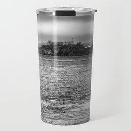 Prison of Alcatraz in san Francisco Travel Mug