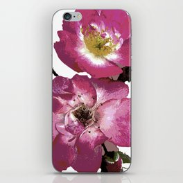 I can see my lover singing iPhone Skin