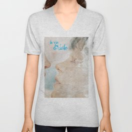 La vie d'Adele, movie poster - chapter two - alternative playbill Unisex V-Neck