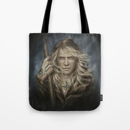 The Undying King Tote Bag