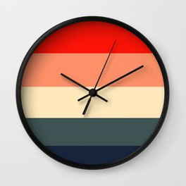 Shinto Shrine Wall Clock